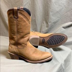 Abilene Men's Distressed Cowboy Boots
